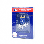 Kansas City Royals Playing Cards